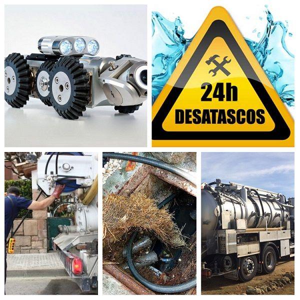 Los mejores trabajos en Azpeitia con Desatascos Azpeitia, servicios de urgencia